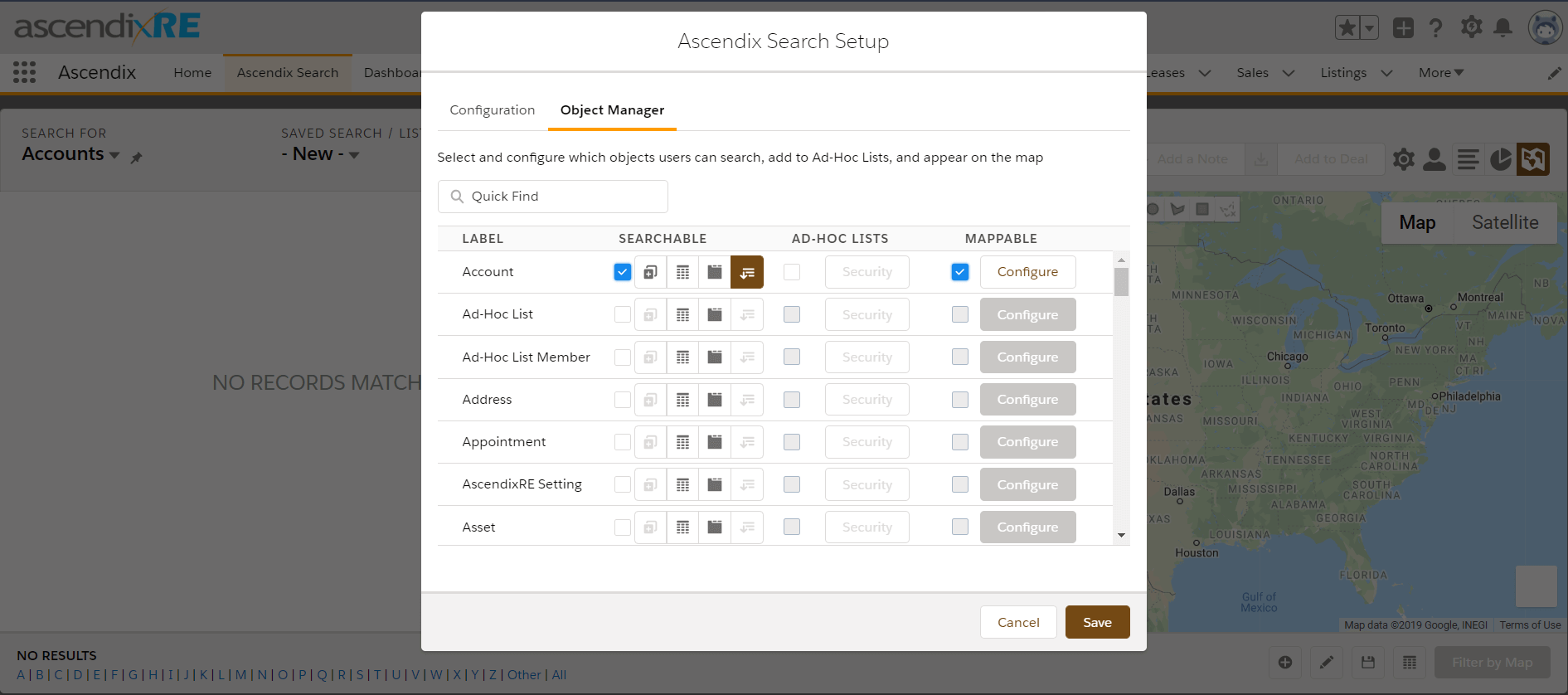 Ascendix-Search-configure-fields-to-be-searched