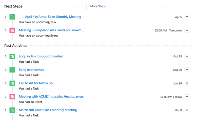 Salesforce-record-page-activity-view-timeline-salesforce-summer-19-release-notes