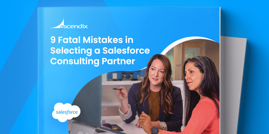 Mistakes in Selecting a Salesforce Consulting Partner