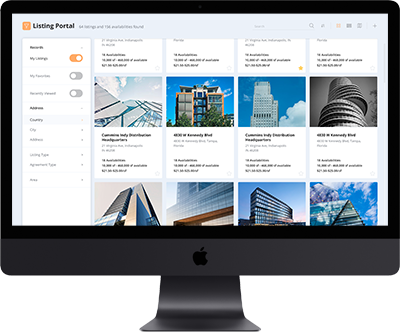 Ascendix Marketspace Portal Solution