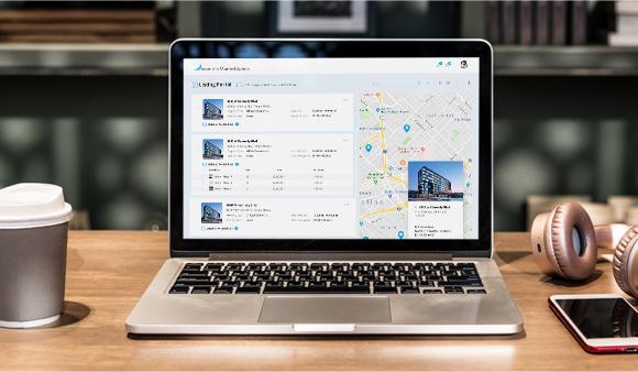 MarketSpace Listing Portal Case Study | Ascendix