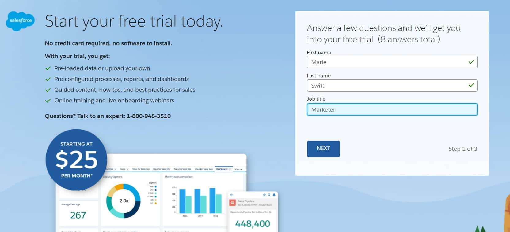 Getting-Started-with-Salesforce-Account