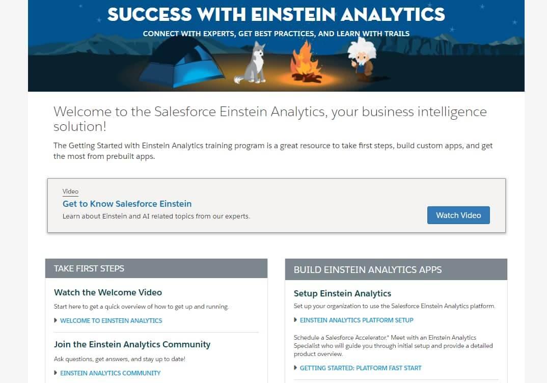 Getting-Started-with-Salesforce-Einstein-Analytics