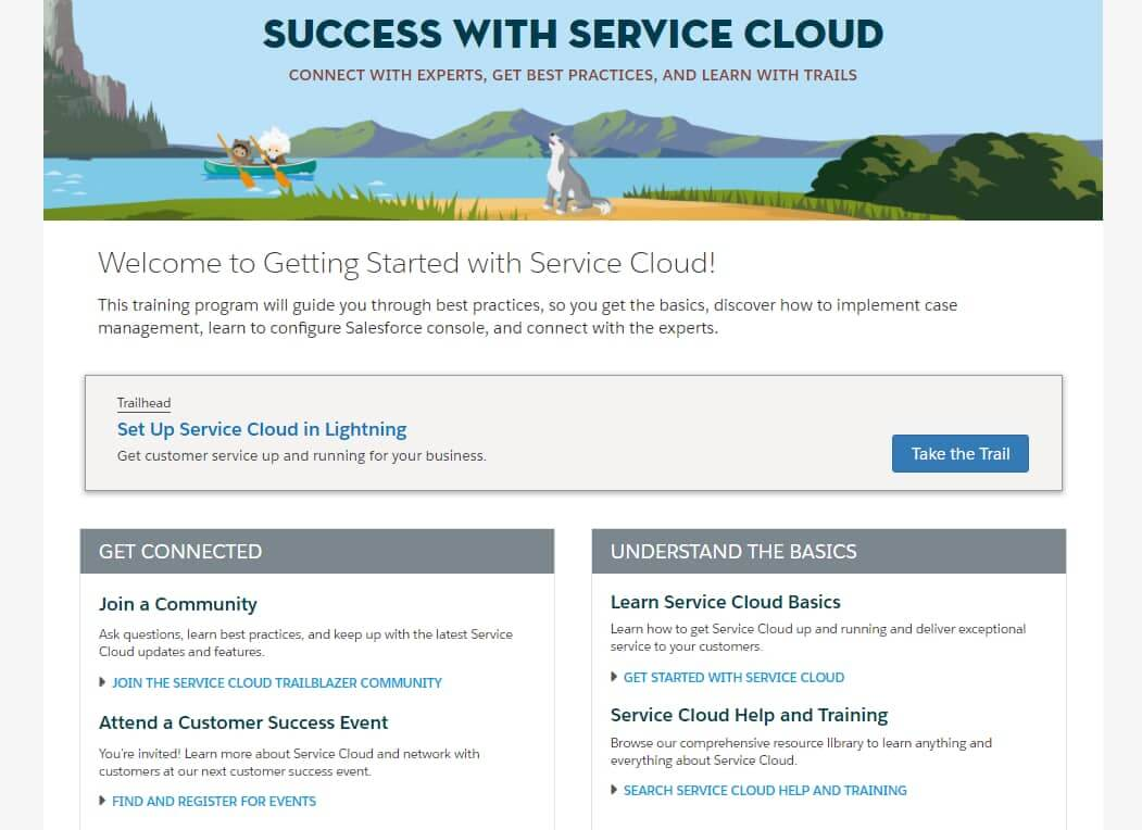 Getting-Started-with-Salesforce-Service-Cloud-Basics