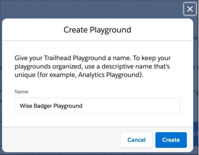 How-to-create-Salesforce-Trailhead-Playground
