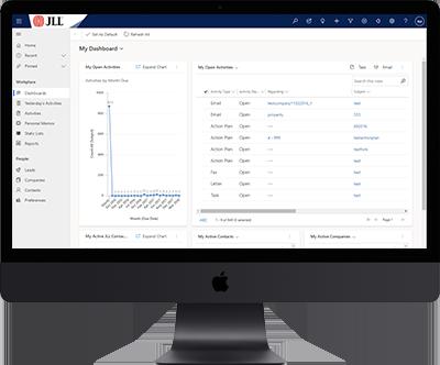 JLL-Dynamics365-CRM-Customization