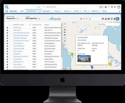Search and Filtering Tools for AscendixRE Salesforce App Development Case Study | Ascendix