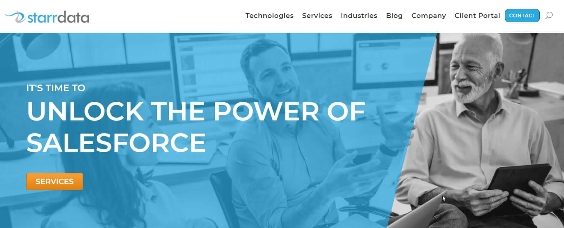 Salesforce-consulting-firms-Starrdata