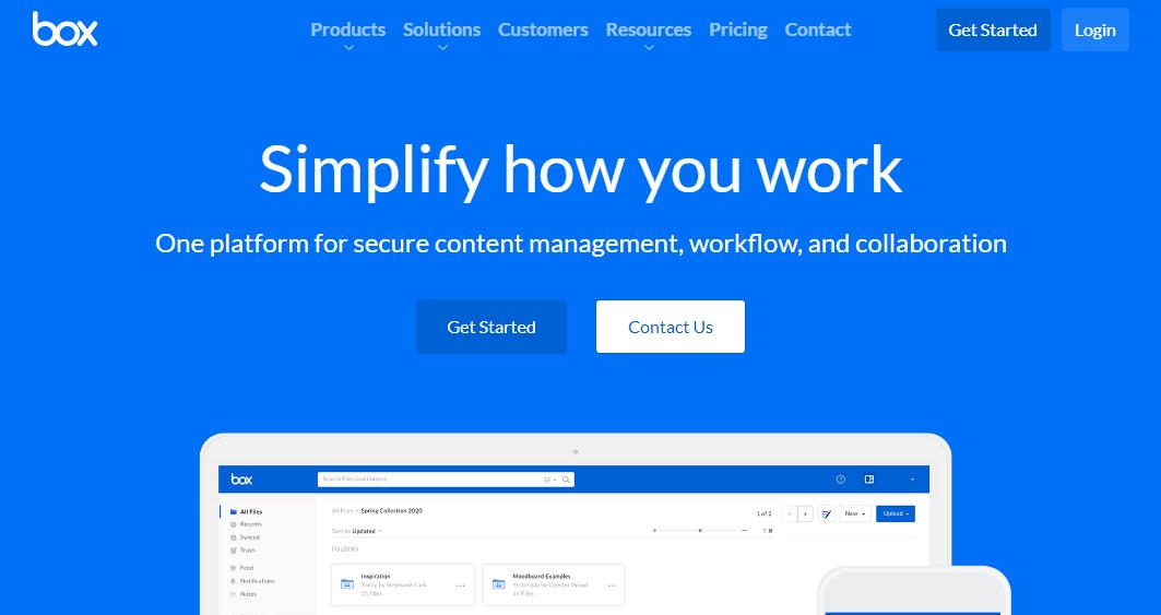 Salesforce-box-com-integration