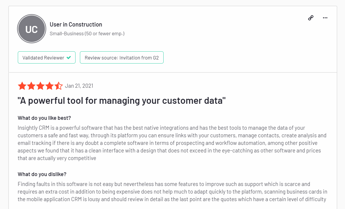 Insightly-CRM-Cons-Reviews