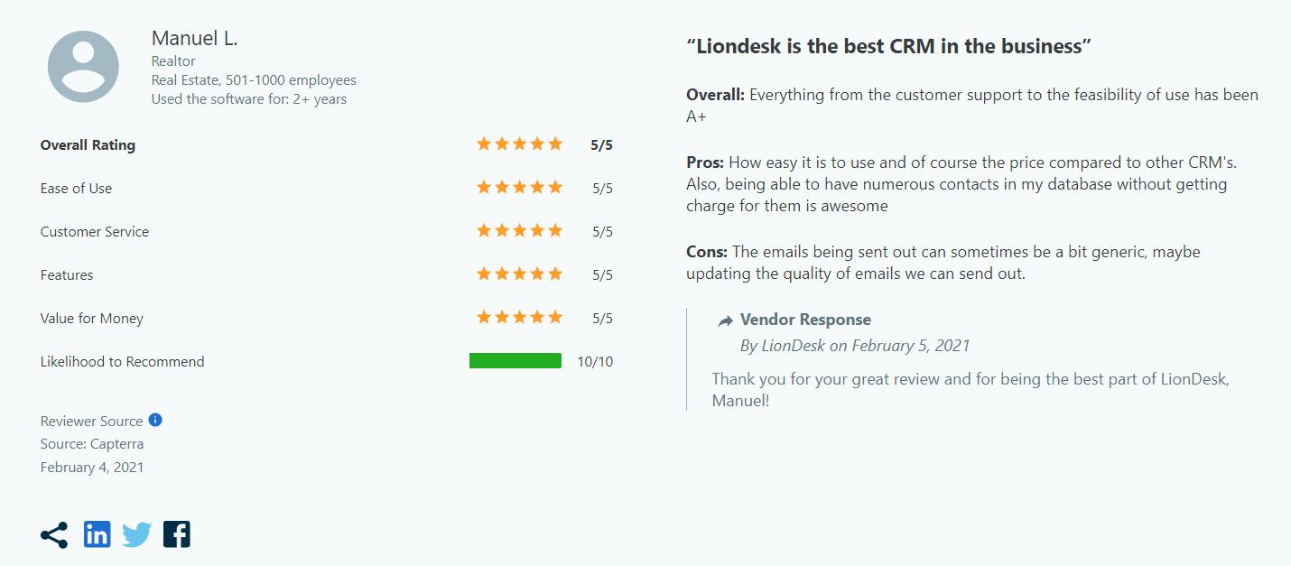LionDesk-CRM-Pros-Reviews