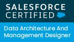 SalesForce-Certified-DataArchitecture certificate