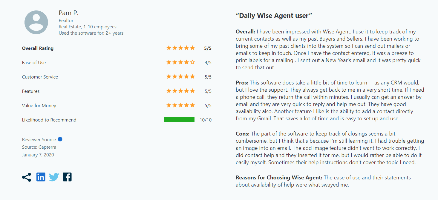 Wise-Agent-real-estate-CRM-review
