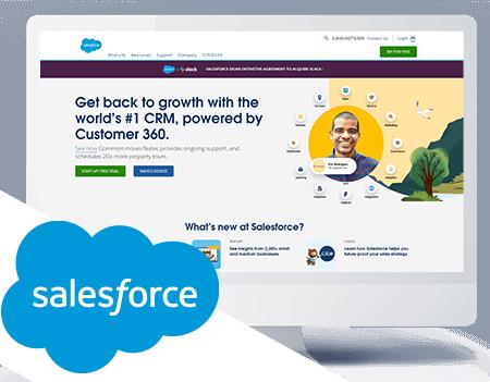 Salesforce Consulting Services Ascendix Dallas Texas