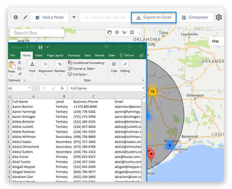 export-data-to-Excel-from-Salesforce-with-Ascendix-Search-app