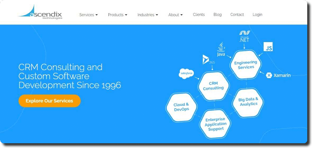 Ascendix-Salesforce-consulting-Dallas