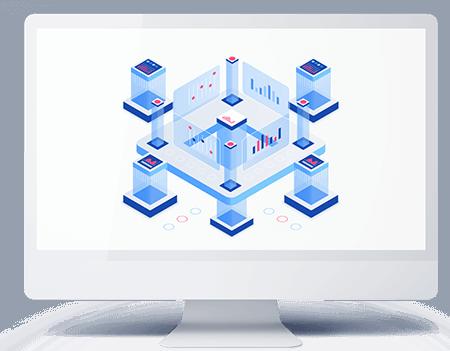 Big Data Consulting white imac