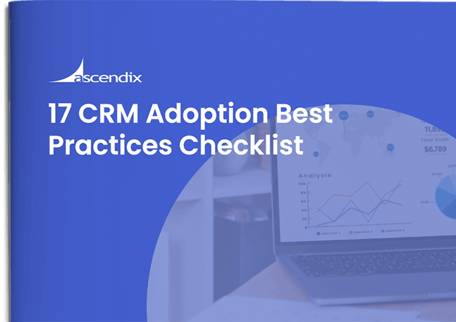 Cover 17 CRM Adoption Best Practices