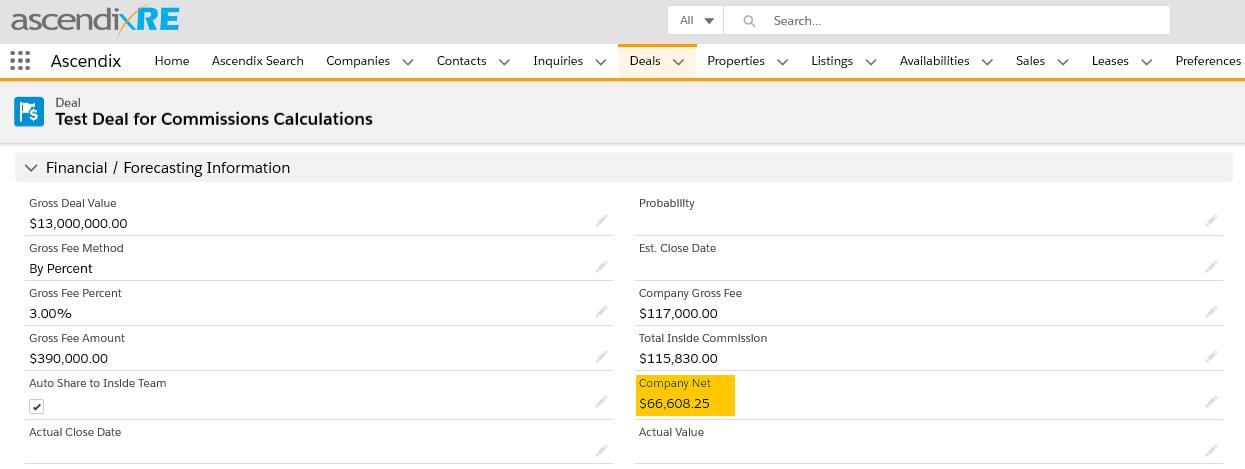 How to Calculate Company Net