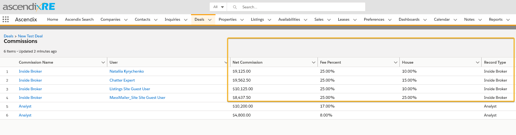 Inside Brokers' Real Estate Commissions Calculator