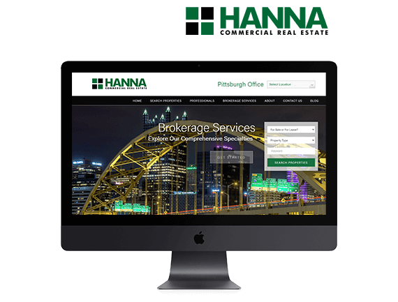 Salesforce Consulting for Hanna Commercial