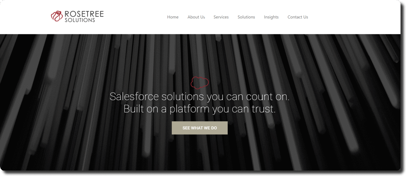 Rosetree-Solutions-Homepage