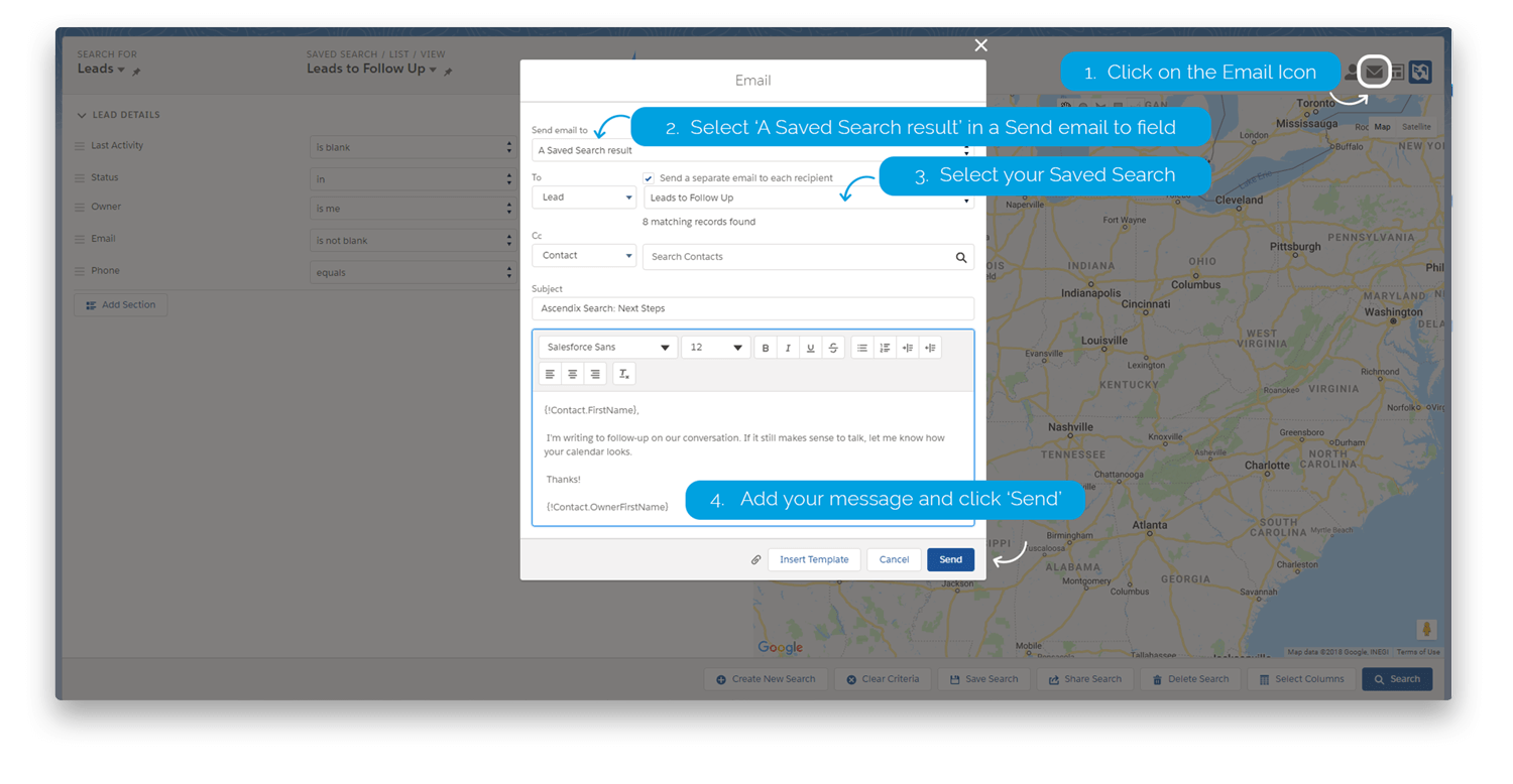 Sending Mass Emails Right from Salesforce