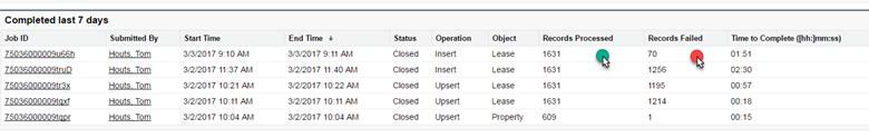 Check-Salesforce-Data-Import-Status