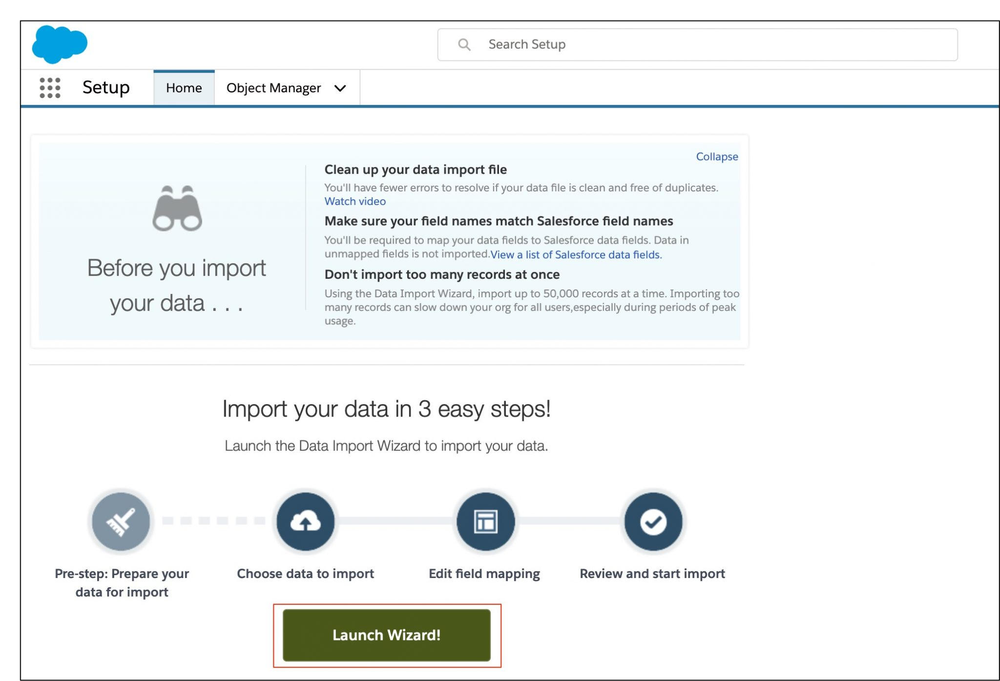 How-to-Launch-Data-Import-Wizard-in-Salesforce