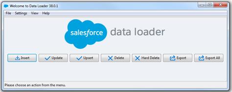 Salesforce-Data-Loader