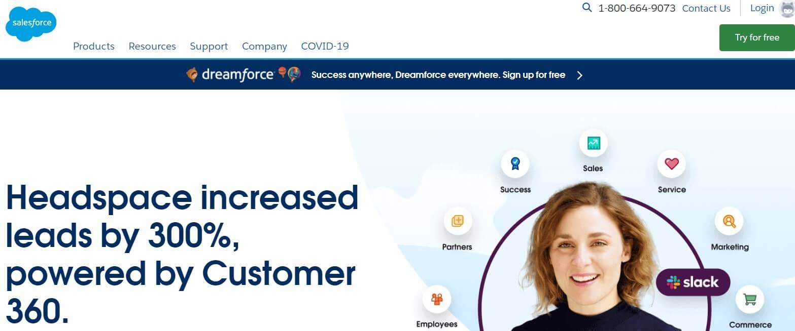Salesforce a CRM for legal services Ascendix